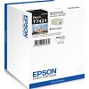 Original Epson T7431 Black Ink Cartridge (C13T74314010)