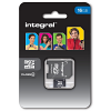 Original Integral Class 4 16GB MicroSDHC Memory Card + SD Adapter (INMSDH16G4V2)
