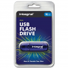 Original Integral EVO 16GB USB 2.0 Flash Drive (INFD16GBEVOBL)