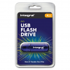 Original Integral EVO 4GB USB 2.0 Flash Drive (INFD4GBEVOBL)