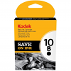 Original Kodak 10 Black Ink Cartridge (3949914)