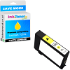 Compatible Lexmark 100XL Yellow High Capacity Ink Cartridge (14N1071E)