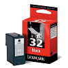 Original Lexmark 32 Black Ink Cartridge (18CX032E)