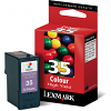 Original Lexmark 35XL Colour High Capacity Ink Cartridge (18C0035E)