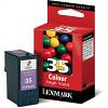 Original Lexmark 35XL Colour High Capacity Ink Cartridge (18C0035E)