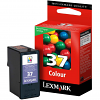 Original Lexmark 37 Colour Ink Cartridge (18C2140E)
