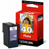 Original Lexmark 40 Photo Colour Ink Cartridge (18Y0340E)