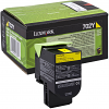 Original Lexmark 702Y Yellow Toner Cartridge (70C20Y0)