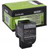 Original Lexmark 802SK Black Toner Cartridge (80C2SK0)