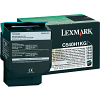 Original Lexmark C540H1KG Black High Capacity Toner Cartridge (C540H1KG)