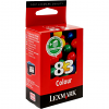 Original Lexmark 83 Colour Ink Cartridge (18LX042E)