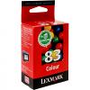 Original Lexmark 83 Colour Ink Cartridge (18LX042E)