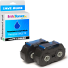 Premium Remanufactured Neopost 300279 Blue Twin Pack Franking Ink Cartridges (10265-801)