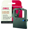 Original OKI 09002309 Black Nylon Ink Ribbon