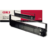 Original OKI 09002311 Black Nylon Ink Ribbon (09002311)