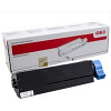 Original OKI 45807102 Black Toner Cartridge (45807102)