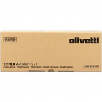 Original Olivetti B0763 Black Toner Cartridge (B0763)