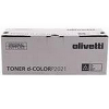 Original Olivetti B0953 Cyan Toner Cartridge (B0953)