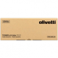 Original Olivetti B0765 Magenta Toner Cartridge (B0765)