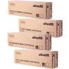 Original Olivetti B103 CMYK Multipack Toner Cartridges (B1037/ B1038/ B1039/ B1036)