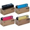 Original Olivetti B077 CMYK Multipack Toner Cartridges (B0771/ B0772/ B0773/ B0774)