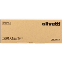 Original Olivetti B0764 Yellow Toner Cartridge (B0764)