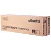 Original Olivetti B0993 Yellow Toner Cartridge (B0993)
