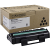 Original Ricoh 407166 Black Toner Cartridge (407166)