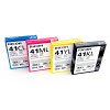 Original Ricoh GC41L CMYK Multipack Gel Ink Cartridges (405765 / 405766 / 405767 / 405768)