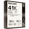 Original Ricoh GC41BK Black High Capacity Gel Ink Cartridge (405761)