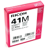 Original Ricoh GC41M High Capacity Magenta Gel Ink Cartridge (405763)
