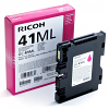 Original Ricoh GC41ML Magenta Gel Ink Cartridge (405767)