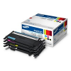 Original Samsung CLT-P4072C CMYK Multipack Toner Cartridges (SU382A)