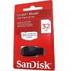 Original SanDisk Cruzer Blade 32GB USB 2.0 Flash Drive