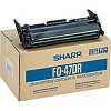 Original Sharp FO47DC Black Toner Cartridge (FO-47DC)