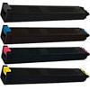 Original Sharp MX18GT CMYK Multipack Toner Cartridges (MX18GTBA/ MX18GTCA/ MX18GTYA/ MX18GTMA)