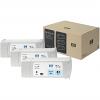 Original HP 81 Light Cyan Triple Pack Ink Cartridges (C5070A)