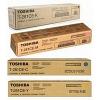 Original Toshiba T-281CE CMYK Multipack Toner Cartridges (6AJ00000041/ 6AK00000046/ 6AK00000047/ 6AK00000107)