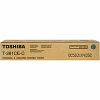 Original Toshiba T-281CEC Cyan Toner Cartridge (6AK00000046)