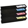 Original Toshiba T-FC26S CMYK Multipack High Capacity Toner Cartridges (6B000000559/ TFC26C6K/ T-FC26SM6K/ 6B000000569)