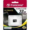 Original Transcend Class 10 32GB MicroSDHC Memory Card (TS32GUSDC10)