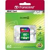 Original Transcend Class 4 4GB SDHC Memory Card