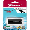 Original Transcend JetFlash 700 Black 16GB USB 3.0 Flash Drive (TS16GJF700)