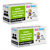 Budget Compatible Xerox 106R00443 Black Twin Pack Toner Cartridges (106R00443)