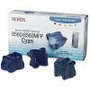 Original Xerox 108R00723 Cyan Triple Pack Solid Ink (108R00723)