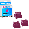 Premium Compatible Xerox 108R00724 Magenta Triple Pack Solid Ink (108R00724)