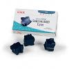 Original Xerox 108R00605 Cyan Triple Pack Solid Ink (108R00605)