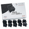 Original Xerox 16204400 Black 10 Pack Solid Ink (016204400)