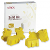 Original Xerox 108R00748 Yellow 6 Pack Solid Ink (108R00748)