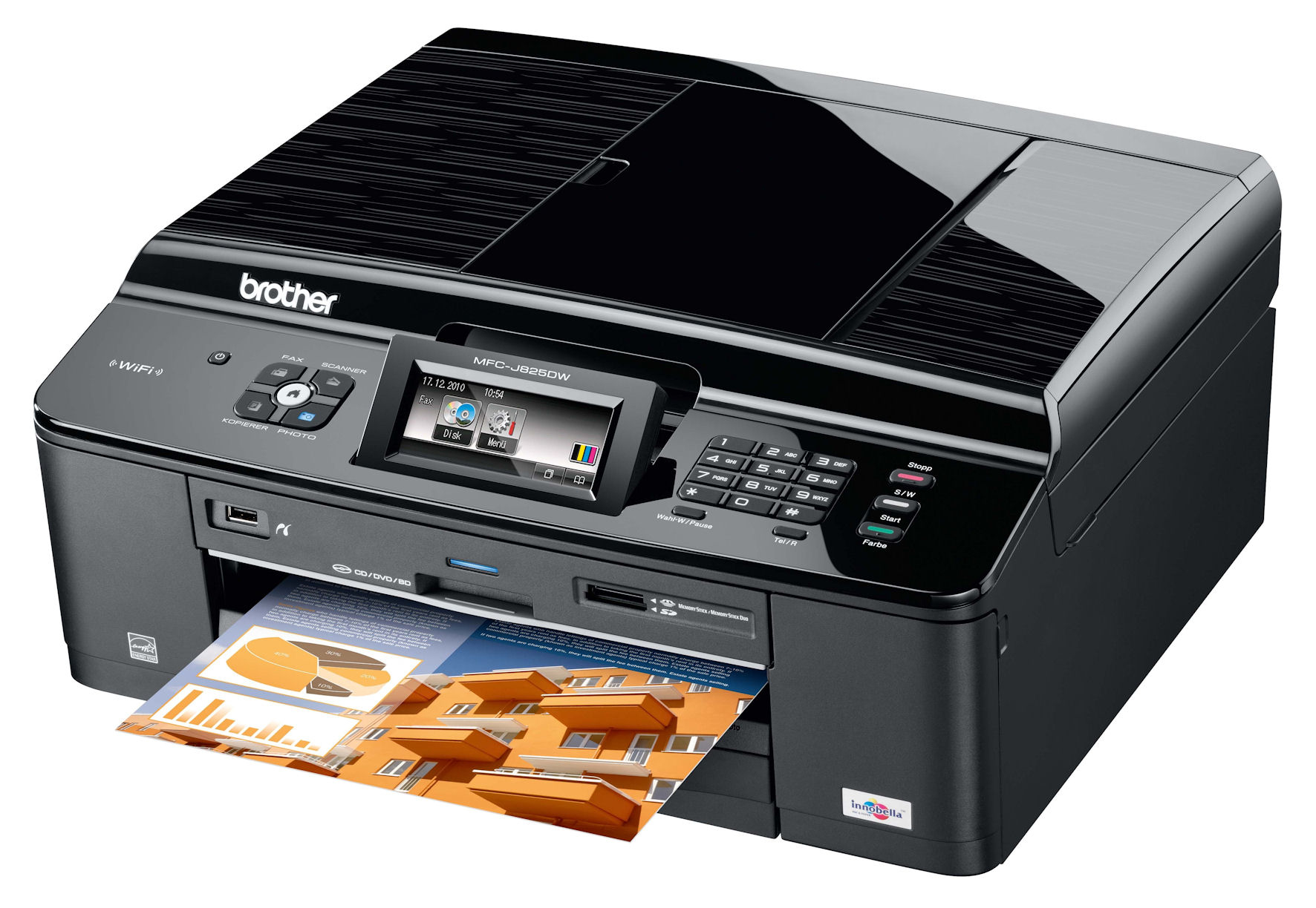 how to connect to new wireless printer